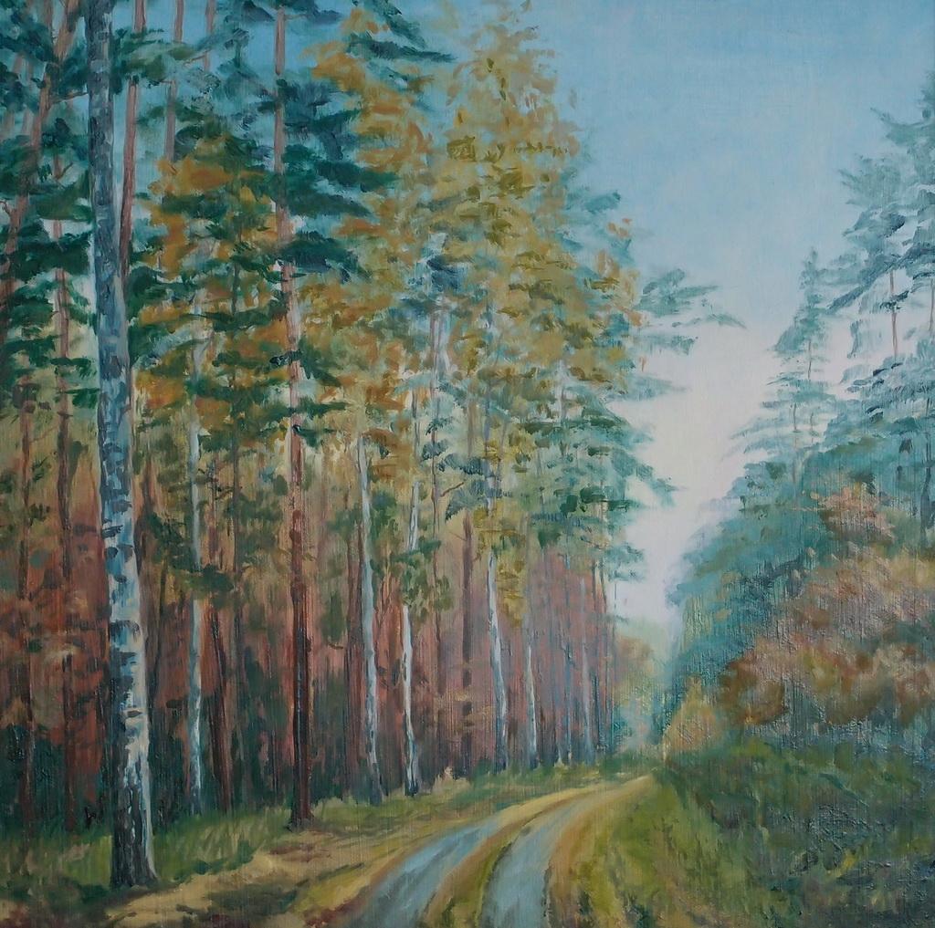 Spalskie lasy