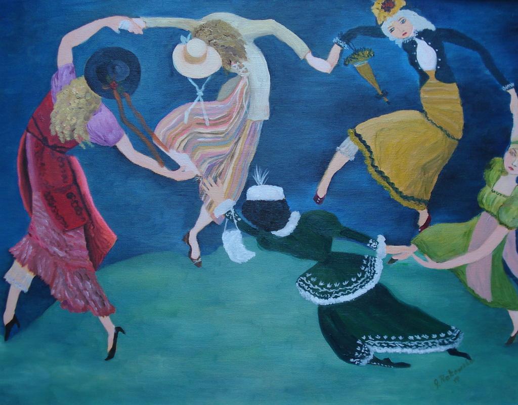 Taniec Dam