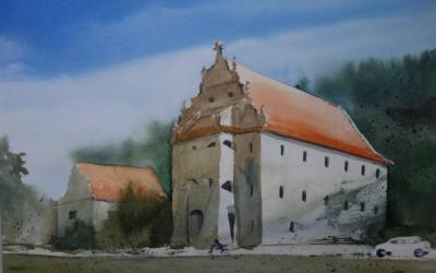 Spichlerz w Kazimierzu